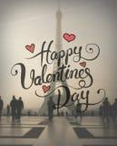 Walentynka dnia wektor Obraz Stock