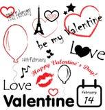 Walentynka dzień royalty ilustracja