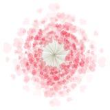 Walentynka dzień - serca tło Zdjęcia Stock