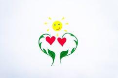 Walentynka dzień obraz royalty free