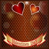 Walentynka dzień. Obrazy Stock