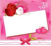Walentynka ślub Obraz Royalty Free