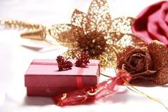 Walentynka prezent dla twój kocham jeden Zdjęcia Royalty Free