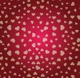Walentynka sztandar Zdjęcia Stock