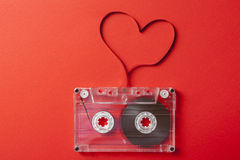 Walentynka temat Fotografia Stock