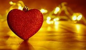 Walentynki kartka z pozdrowieniami tło Fotografia Stock