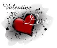Walentynki miłość Fotografia Stock
