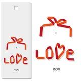 Walentynki miłość Zdjęcia Royalty Free