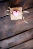 Walentynki niespodzianka fotografia royalty free