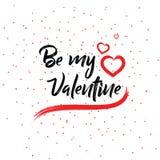 Walentynki ` s dnia miłości Kreatywnie projekt Zdjęcie Stock