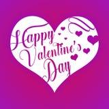 Walentynki ` s dnia pojęcia ilustracja z kierowym symbolem stosownym dla reklamować i promoci Szczęśliwy valentines dzień, pielen royalty ilustracja