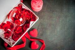 Walentynki ` s dnia pojęcie Obrazy Stock