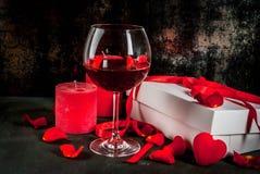 Walentynki ` s dnia pojęcie Zdjęcie Royalty Free