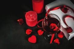 Walentynki ` s dnia pojęcie Zdjęcia Royalty Free