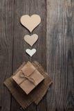 Walentynki ` s dnia tło dla gratulacje valentine widoku Obraz Stock