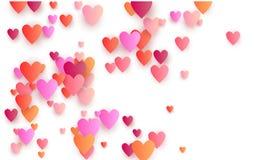 Walentynki ` s dnia wakacji tło Ilustracja dla twój walentynki ` s dnia wakacji projekta Zdjęcia Royalty Free