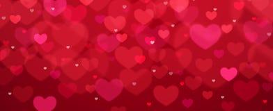 Walentynki ` s dnia wektoru tło Zdjęcie Royalty Free