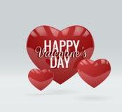 Walentynki ` s dnia wektoru tło EPS10 Zdjęcie Royalty Free