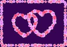 Walentynki s dzień E ilustracja wektor