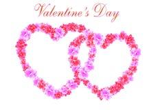 Walentynki s dzień E ilustracja ilustracja wektor
