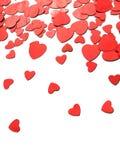 Walentynki serce Zdjęcie Stock