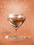 Walentynki serce ilustracja wektor