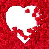 Walentynki serce Obraz Stock