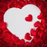 Walentynki serce Fotografia Royalty Free