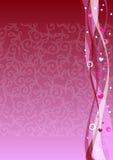Walentynki tło royalty ilustracja