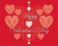 Walentynki Tło Zdjęcie Royalty Free