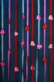 Walentynki tło obrazy stock