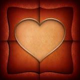 Walentynki tła szablon Zdjęcia Stock
