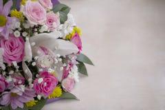 Walentynki, urodzinowej karty tło Obraz Royalty Free