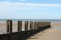 Wales Beach Stock Photography