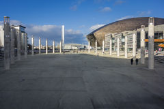 Wales Millennium Centre Stock Photography