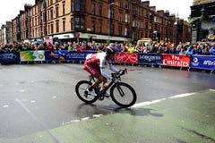 Wales Rider Stock Image