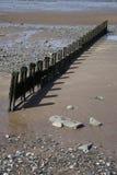 Wales-Strand Lizenzfreies Stockbild
