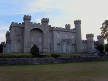 Walesisk slott Royaltyfri Fotografi
