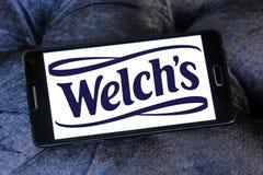 Walesiska Foods, walesisk ` s, företagslogo Arkivbild