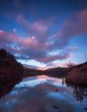 Walesiska reflexioner Arkivfoton
