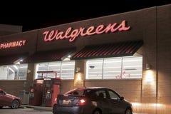 Walgreens apteka i apteka zdjęcie royalty free