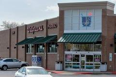 Walgreens apteki wejście Obraz Stock