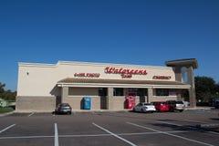 Walgreens Royalty Free Stock Photo