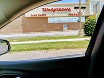 Walgreens in Springfield, MO Royalty Free Stock Photography