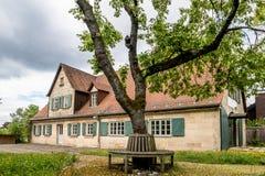 Walhall-Aufenthaltsraum Bayreuth lizenzfreies stockbild