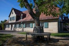 Walhall Lounge Bayreuth stock photo