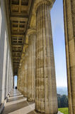 Walhalla Allemagne Photos stock