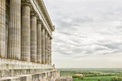 Walhalla com paisagem Imagens de Stock Royalty Free