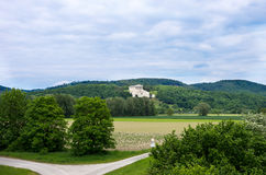 THE WALHALLA HALL OF FAME, GERMANY Royalty Free Stock Photos