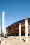 Walia milenium Centre i wieża ciśnień Fotografia Royalty Free
